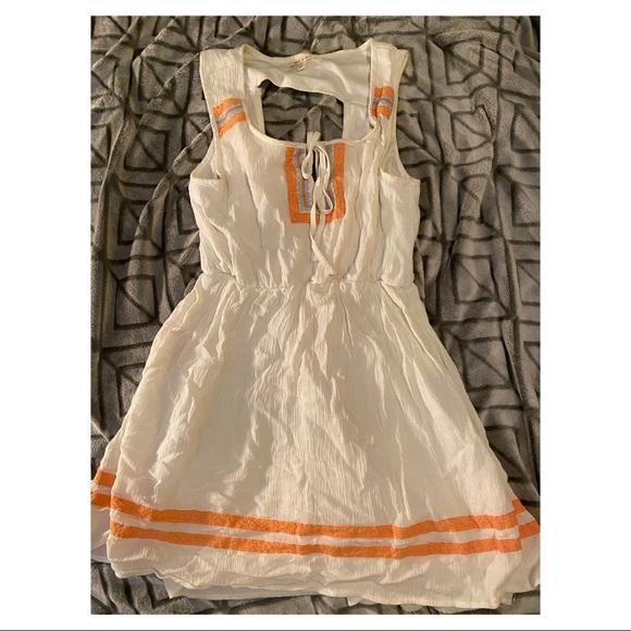 Closet clean out white miami dress